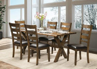 Raven Large 7 Piece Dining Set
