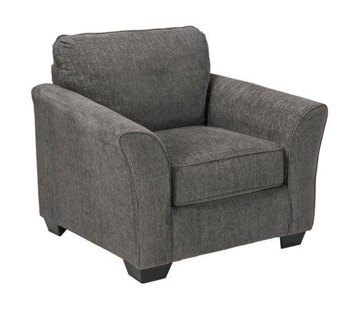 Elton Chair Slate Grey
