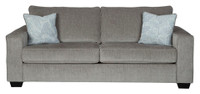 Wren Sofa Silver Grey