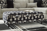 Chloe Oversize  Accent Ottoman