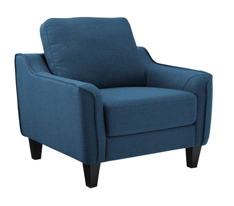 Tahoe Fabric Chair Blue