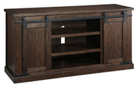 Budmore TV Stand Rustic Brown - Large