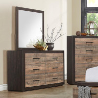 CORA Mirror Brown