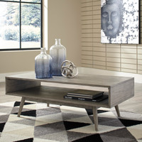 Enzo Coffee Table Grey