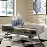 Enzo Coffee Table Grey