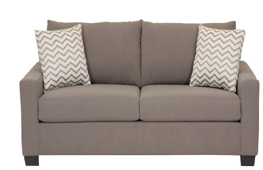 Easton Love Seat Grey