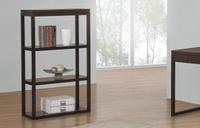 Studio Bookshelf Espresso