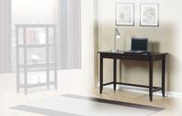 Quadra Desk Espresso