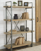 Forestmin Bookshelf