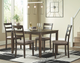 Drew Extension Leaf Dining Table