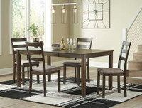 Drew  5 Piece Extention Table Dining Set
