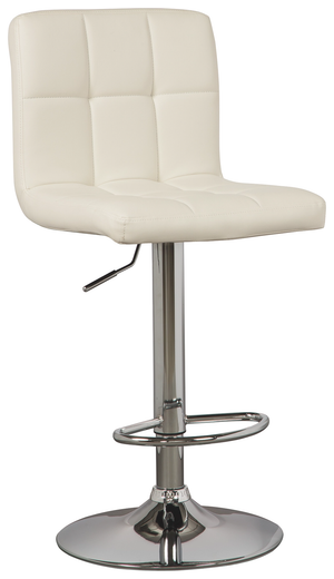 Bella Swivel Bar Stool Bone