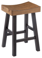 Glosco Counter Stool Brown