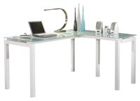 Baraga Corner Desk