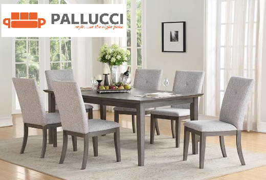 Max Dining Chair Grey