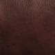 Anthony Genuine Leather Ottoman Walnut