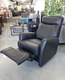 Luca genuine leather power recliner