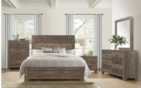 Maya Queen Bed Frame