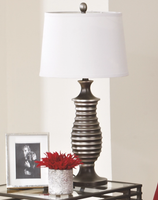 Rory Metal Table Lamp Set