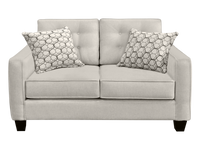 Yale Fabric Loveseat