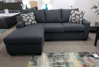 Easton Fabric Left Hand Facing Sectional