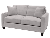Platon Fabric Loveseat