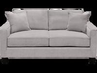 Platon Fabric Condo Sofa