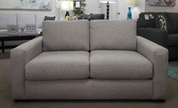 Brett Fabric Loveseat