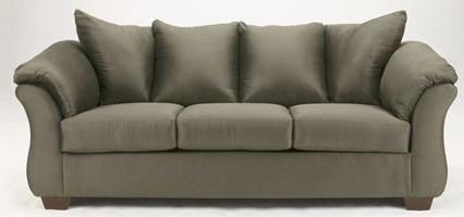 Madison Double Sofa Bed Sage