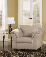 Madison Fabric Chair Stone