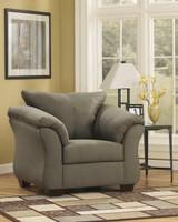 Madison Fabric Chair Sage