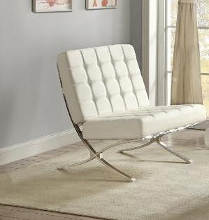 Argo Chair Leather-look Black