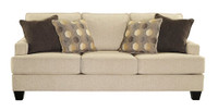 Theo Beige or Cream Colour Sofa