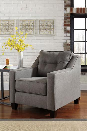 Hudson Chair Grey