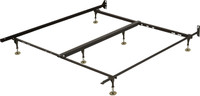 Double or Queen Bed Frame by Restwell