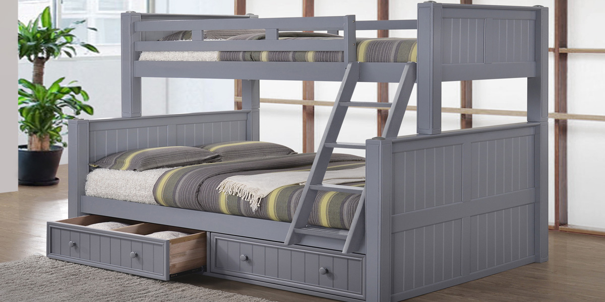 Picture of: Just Bunk Beds Affordable Wood And Metal Bunk Beds For Sale