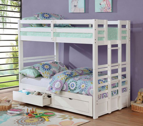 Leon Twin Bunk with Storage Trundle