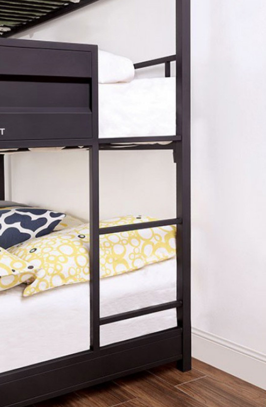 Freight Container Twin Full 3 Person Bed