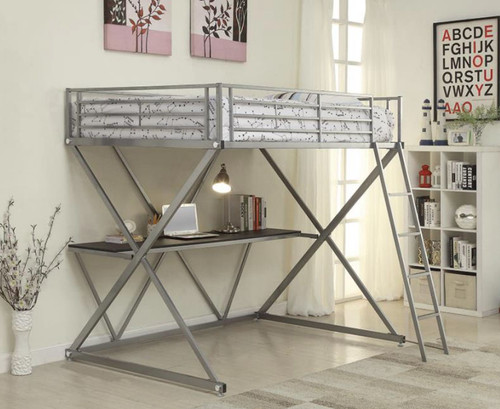 Mason Full Workstation Loft Bed