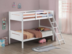 Liam Convertible Twin Bunk Bed
