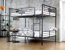 Industrial Style Piping Full Size Bunk