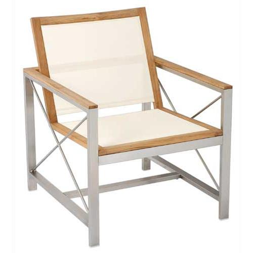 Kingsley Bate Ibiza Club Chair Into The Garden Outdoor