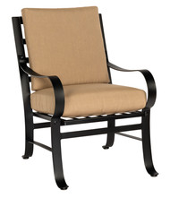 Woodard Cascade Dining Arm Chair