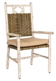 Woodard River Run Dining Arm Chair