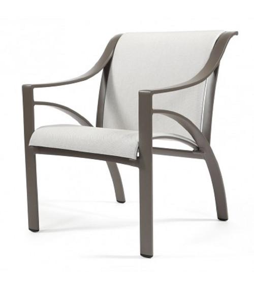 Brown Jordan Pasadena Sling Arm Chair - Into The Garden ...