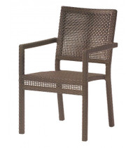 Woodard Miami Dining Arm Chair