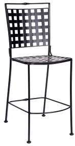 Woodard Sheffield Armless Bar Stool
