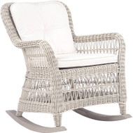 Kingsley Bate Southampton Wicker Outdoor Rocker