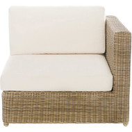 Kingsley Bate Sag Harbor Sectional Outdoor Wicker Left/Right End Chair