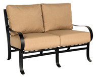 Woodard Cascade Love Seat